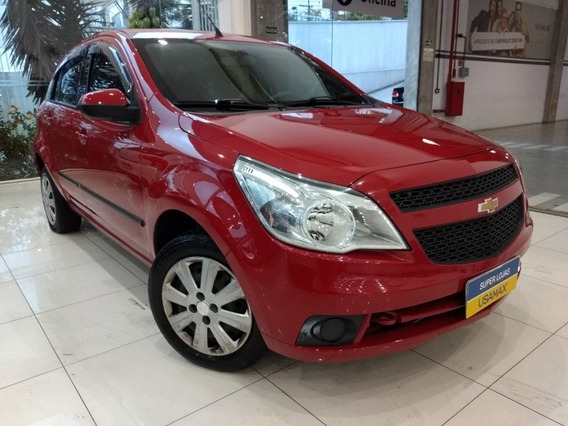 Chevrolet Agile 1.4 Mpfi Lt 8v Flex 4p Manual 2010/2010