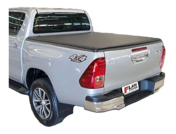 Lona Hilux Cd 2016 Roller Plus - Flash Cover
