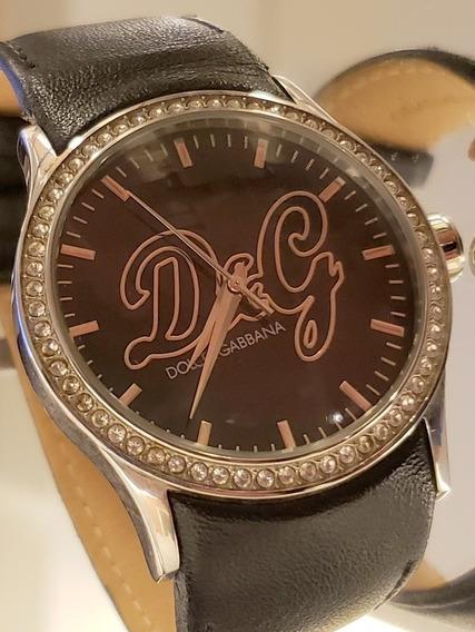 Relógio Dolce Gabbana Time Feminino Original Importado