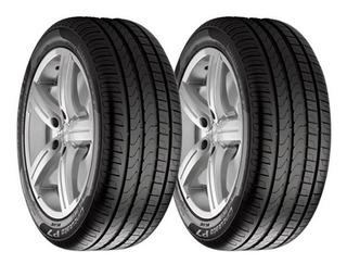 Paquete 2 Llantas 225/45 R17 Pirelli P7 Cinturato 91y Audi
