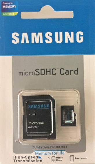 Cartão Micro Sd Samsung 32gb Ultra Celular Samsung Jbl C/nf