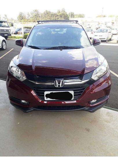 Honda Hr-v Ex Cvt - 2017/2018