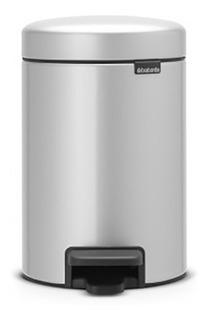 Cesto Newlcom 3 L Metallic Grey 113260 Bazarnet P
