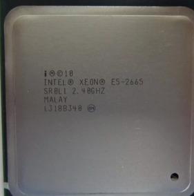Processador Intel Xeon Sr0l1 E5-2665 Cache De 20m 2,40 Ghz