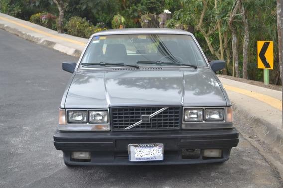 Volvo 1995 En Excelente Estado, Marchamo Y Rtv Al Día,