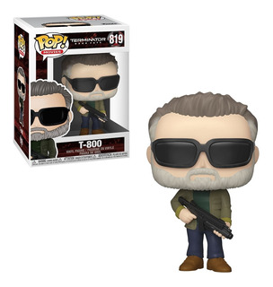 Funko Pop! T 800 - Terminator 819 - Dark Fate