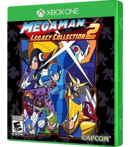 Mega Man Legacy Collection 2 - Xbox One Lacrado