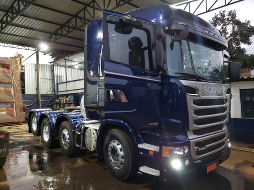 Scania R 440 Streamline 8x2 Ano 2014 Scania / Volvo / Daf /