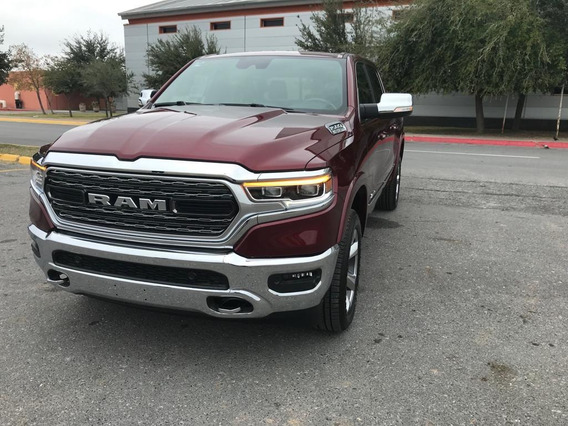 Ram 1500 2019 V8 Limited Crew Cab 4x4 Ram ( Box Q.c. Rin 22