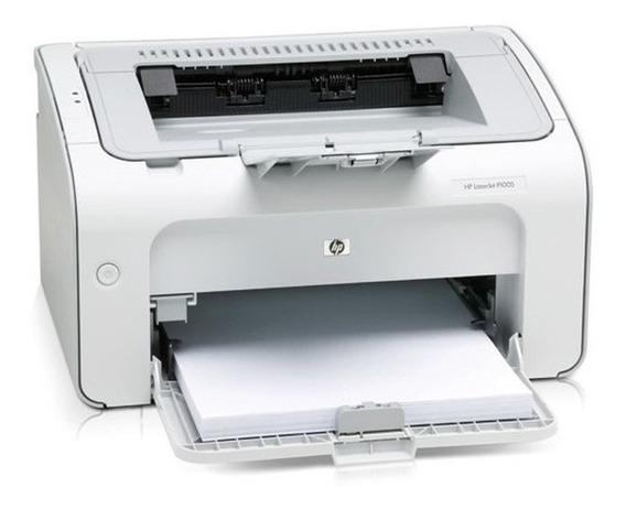 Impressora Laser Hp Laserjet P1005 Acompanha Toner Cheio