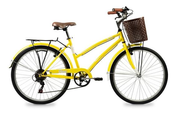 Bicicleta Vintage Olmo Amelie Rapide Rod 26 6v - Ahora 12