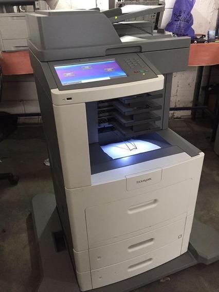 Impressora Lexmark X658de Revisada 12x S/juros