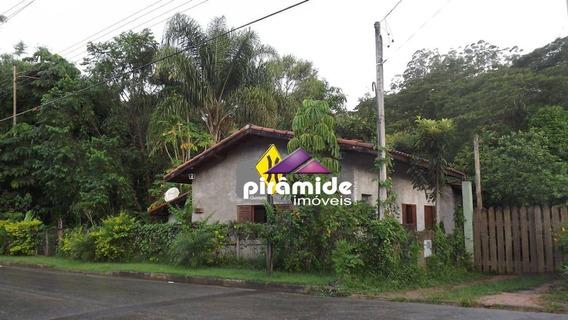 Chácara Com 3 Dormitórios À Venda, 1550 M² Por R$ 380.000 - Centro - Monteiro Lobato/sp - Ch0065