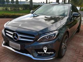 Mercedes-benz C-250 Sport 2.0 Aut. 2015 Cinza