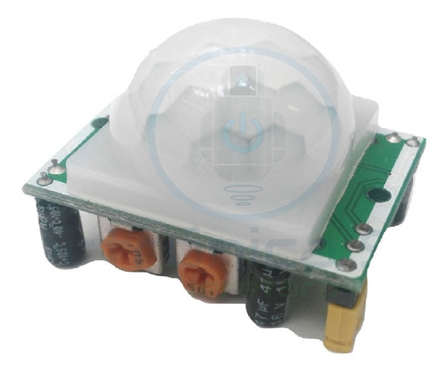 Sensor De Movimiento Pir Arduino Raspberry