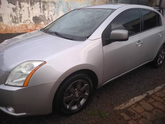 Nissan Sentra 2008 2.0 Sl Aut. 4p