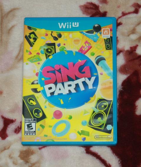 Sing Party - Wii U