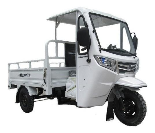 Motocarro Gasolina Muevetec 2020 Fuba Pick Up 200cc