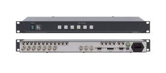 Kramer Vs-601 6x1 Matrix Switcher De Intervalo Vertical