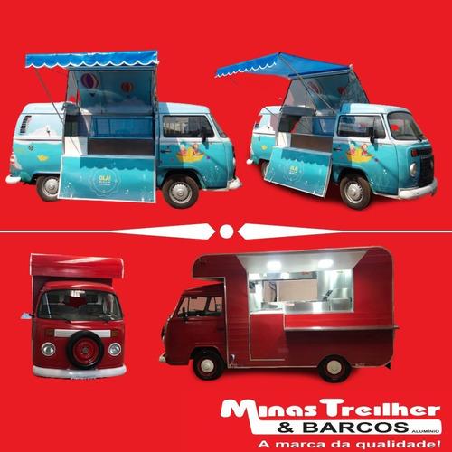Food Truck E Trailler- Minas Treilher (sob Encomenda)