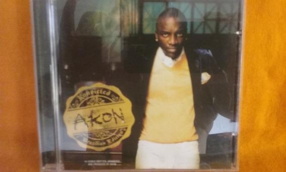Cd Akon - Konvicted Brasilian Edition