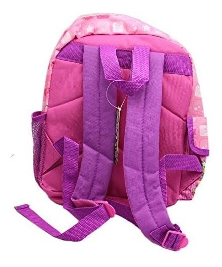 Mochila - Shopkins - Pink Large School Bag 16 Nuevo 415074