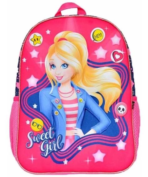 Mochila Infantil Sweet Girl Sgm188147 Santino