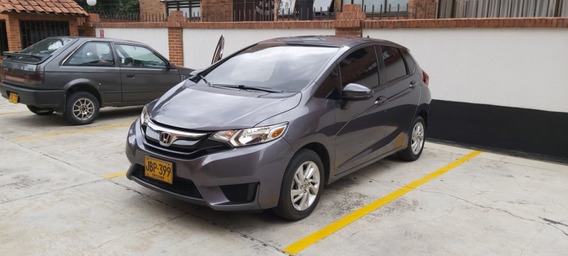 Honda Fit Lx At 2016 21145 K