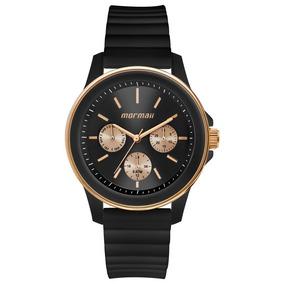 Relógio Mormaii Feminino Mo6p29ai/8j C/ Garantia E Nf
