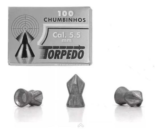 Chumbinho 5.5 Kit C/ 30 Caixas Total 3.000 Unidades