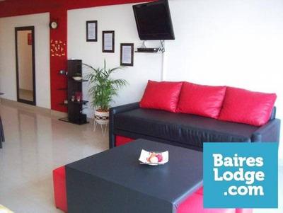 Departamentos En Alquiler Temporal En Av. Cordoba Al 3900 En Palermo
