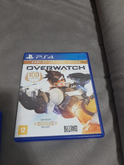 Overwatch Game Of The Year Edition, Usado Ps4