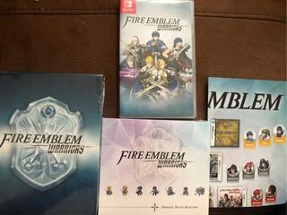 Fire Emblem Warriors Special Edition Edicion Especial