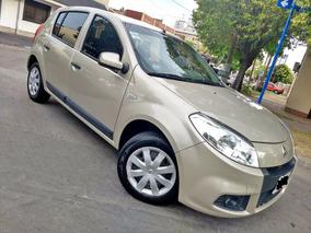 * N-u-e-v-o * Renault Sandero 1.6 16v Full Año 2012 Km Real