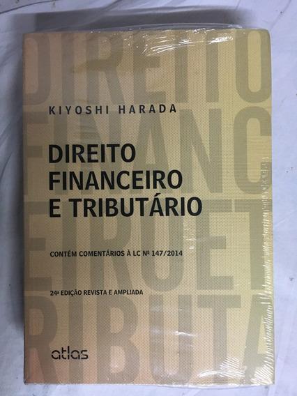 Livro - Direito Financeiro E Tributário - 24° Edição