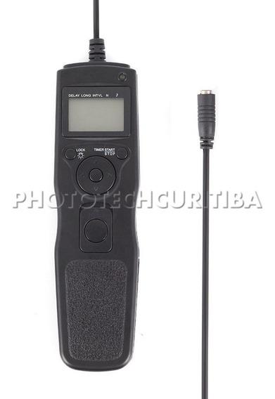Controle Disparador Timer Lapse Nikon L3 /dc0 Temporizador