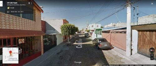 Oportunidad Casa De Remate Bancario En Col Queretaro