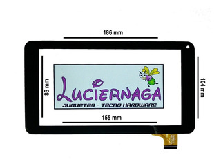 Tactil Touch Tablet Admiral One 7 PuLG