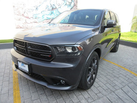 Dodge Durango 5.7 V8 R/t At 2016 Excelentes Condiciones!!!