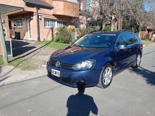 Volkswagen Vento Variant 2.0 Advance I 110cv 2011