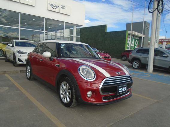Mini Cooper 1.5 Pepper 5 Puertas At 2015