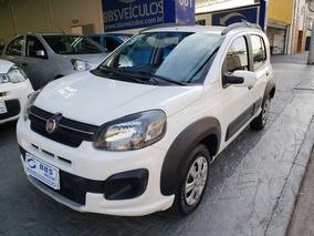 Fiat Uno Way 1.0 8v Flex, Pzx8721