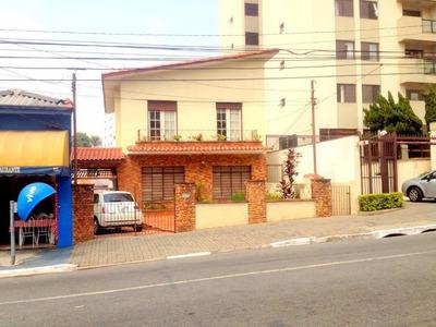 Sobrado Comercial Para Locação, Vila Bertioga, São Paulo. - Codigo: So0006 - So0006