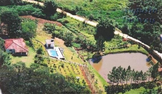 Chácara Com Lago Em Nazaré Paulista