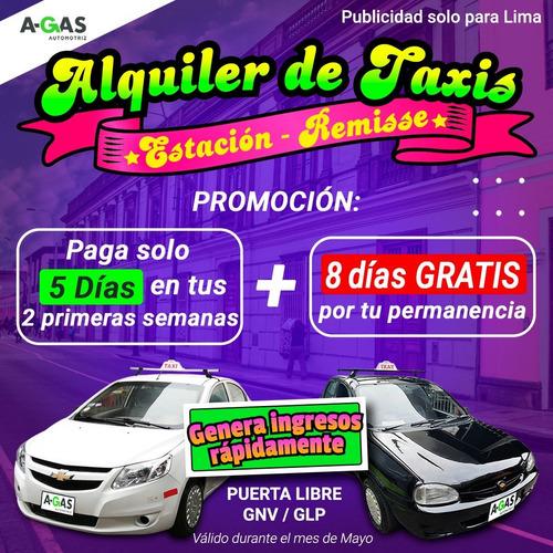 Alquiler De Taxis Estacion - Remisse - Particulares - Lima