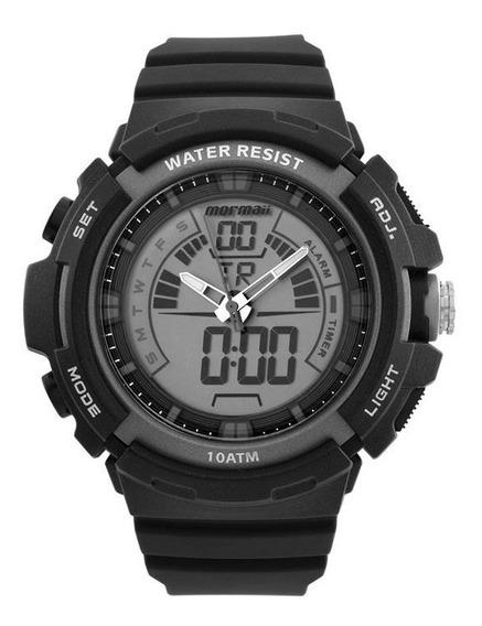 Relógio Mormaii Masculino Moad08902/8c Esportivo Anadigi