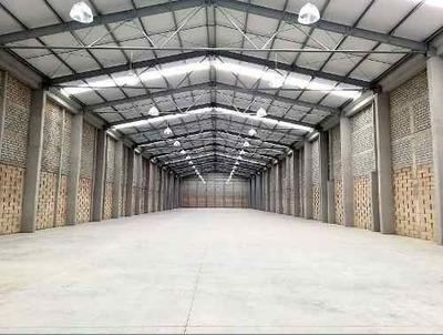 Bodega Nueva 2,000 M2 Parque Industrial Santa Cruz