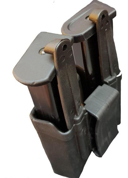 Porta Cargador Doble De Polímero Nivel 2 Std