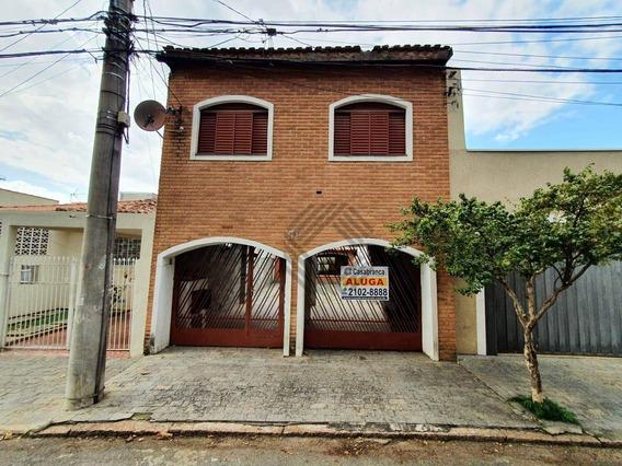 Sobrado, 184 M² - Venda Por R$ 300.000,00 Ou Aluguel Por R$ 1.500,00 - Além Ponte - Sorocaba/sp - So4442