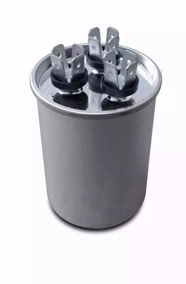 Capacitor Partida Duplo Ar Condicionado Split 50+2,5mf 440v